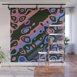 Rosey Serenity Wall Mural