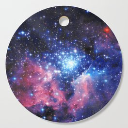 Extreme Star Cluster Cutting Board