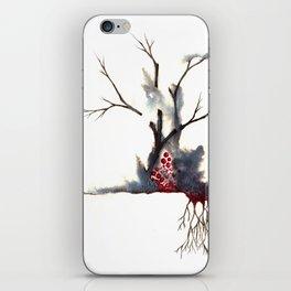 Recuerdos Oxidados iPhone Skin