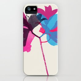 lily 22 iPhone Case