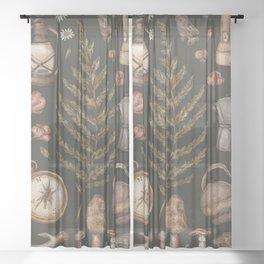 Wander Sheer Curtain