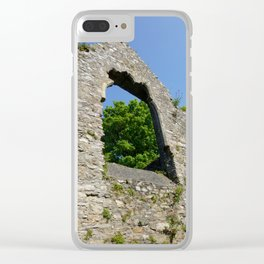 Selskar Abbey Clear iPhone Case