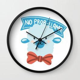 No Prob-llama! Wall Clock