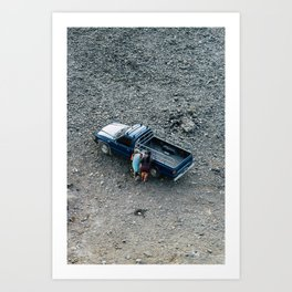 camion Art Print
