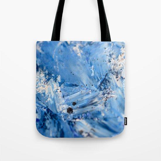 Ocean Strokes Tote Bag