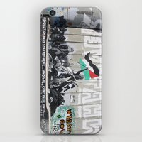 palestine iPhone & iPod Skins featuring Bethlehem, Palestine by cathleenphotos