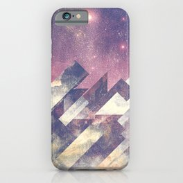The stars are calling me iPhone Case