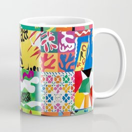 Henri Matisse Montage Coffee Mug