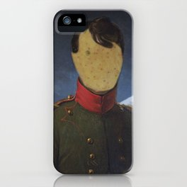 Potatoleon (Feed, don't invade) iPhone Case
