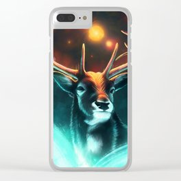 Deery Clear iPhone Case