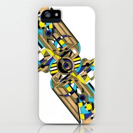 thE E Y E iPhone Case