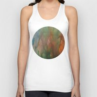 angels Tank Tops featuring Angels by Benito Sarnelli