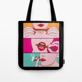 comics Tote Bag
