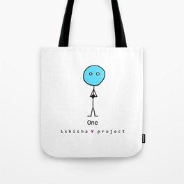 ONE  by ISHISHA PROJECT Tote Bag