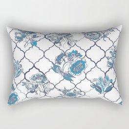 Tile Print II Rectangular Pillow