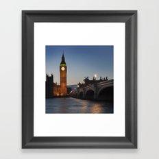 Big Ben, London Framed Art Print