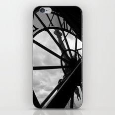 Horloge d'Orsay iPhone & iPod Skin