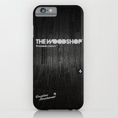 Back Ebony Slim Case iPhone 6s