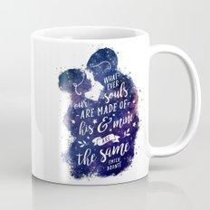 Whatever our souls Mug