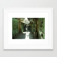 israel Framed Art Prints featuring Israel, Jerusalem by cathleenphotos