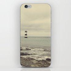 Pen Mon lighthouse iPhone & iPod Skin