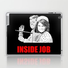 JFK Assassination: Inside Job! Laptop & iPad Skin