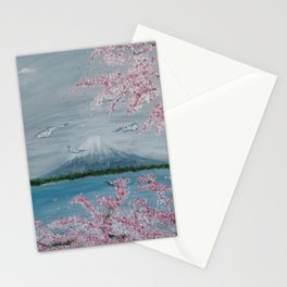 Japanese Vibes Stationery Cards