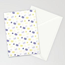 Davai! Otabek Ver. Stationery Cards