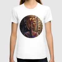 egyptian T-shirts featuring Egyptian by Ayu Marques
