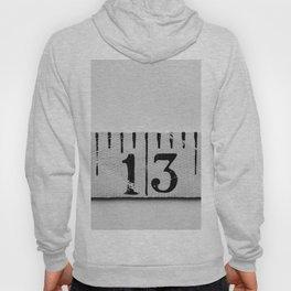 number 13 Hoody