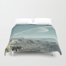 Saturn Duvet Cover