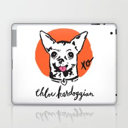 Chloe Kardoggian Illustration with Signature Laptop & iPad Skin