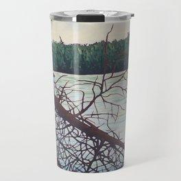 Raven Lake, Algonquin Park Travel Mug