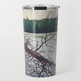 Raven Lake, Algonquin Park Travel Mug