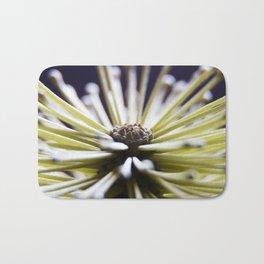 Spiny Abstract Bath Mat