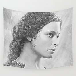 The Elegant Tamara Wall Tapestry