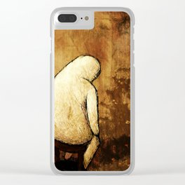The Sitter Clear iPhone Case