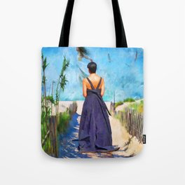 The Vision by Liane Wright Tote Bag