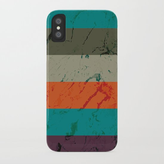 Marble Tiles iPhone Case