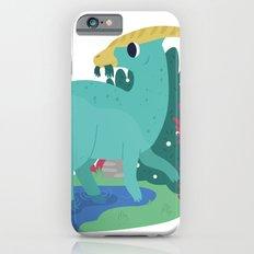 Parasaurolophus Slim Case iPhone 6s