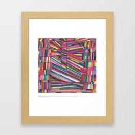 jks arts 3 Framed Art Print