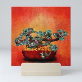 bonsai Mini Art Print