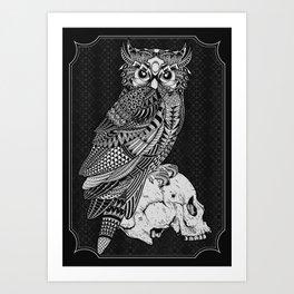 Tristan Art Print