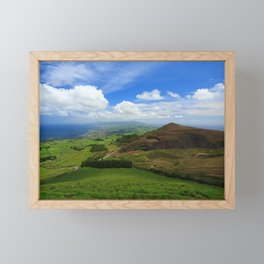 Sao Miguel, Azores Framed Mini Art Print