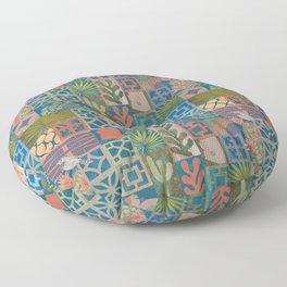 MODERN PHOENIX Floor Pillow