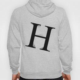 oboTypo _ H Hoody