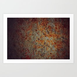 Oxid Art Print