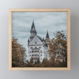 Neuschwanstein Castle Framed Mini Art Print