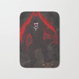 Werewolf rage Bath Mat