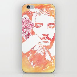 Zayn Malik Watercolor iPhone Skin